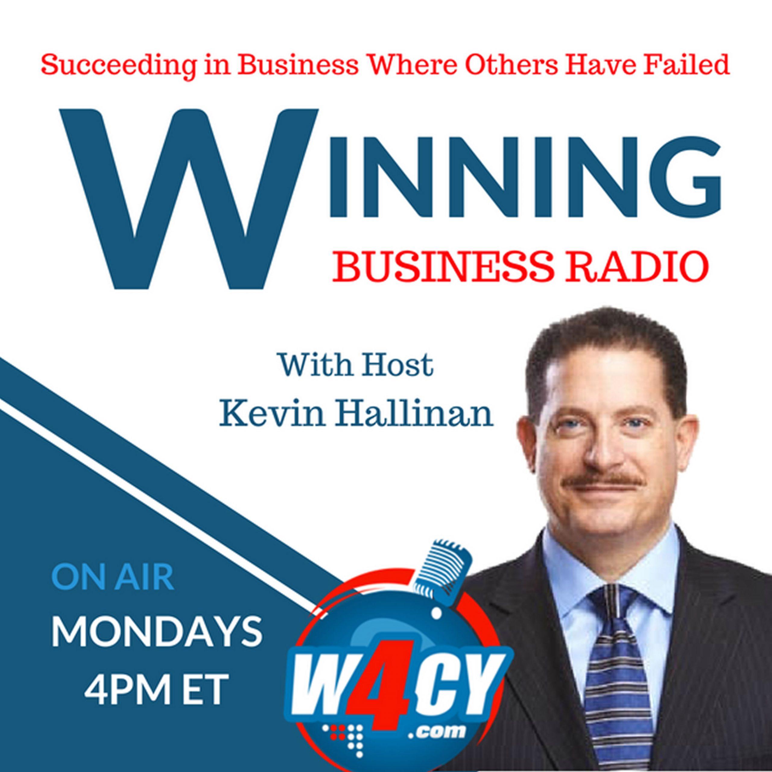 Winning Business Radio with Kevin Hallinan