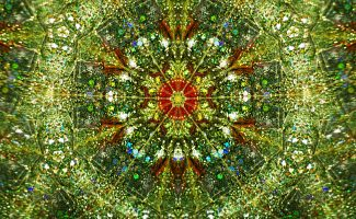 """Each """"step"""" in a kaleidoscope changes several things"""